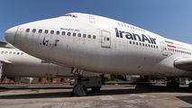 EP-IAI - Iran Air Boeing 747-200 aircraft