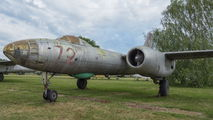 72 - Poland - Air Force Ilyushin Il-28R aircraft