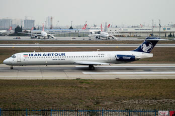 EP-MDE - Iran Air Tours McDonnell Douglas MD-82