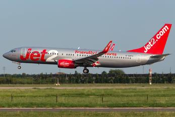 G-GDFV - Jet2 Boeing 737-800