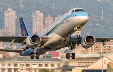 B-16827 - Mandarin Airlines Embraer ERJ-190 (190-100)