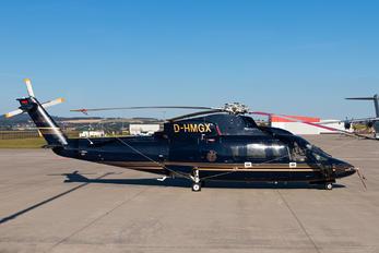 D-HMGX - Private Sikorsky S-76C