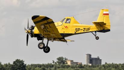 SP-ZUF - ZUA Mielec PZL M-18B Dromader
