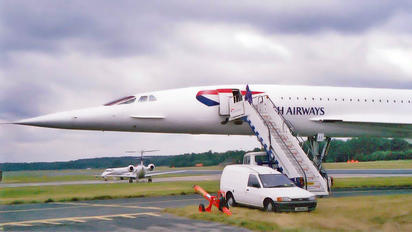 G-BOAF - British Airways Aerospatiale-BAC Concorde