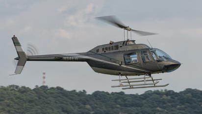 N34EW - Private Bell 206B Jetranger