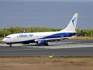 OY-BMK - Blue Air Boeing 737-800
