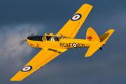 G-BNZC - The Shuttleworth Collection de Havilland Canada DHC-1 Chipmunk aircraft