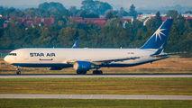 OY-SRW - Star Air Boeing 767-300F aircraft