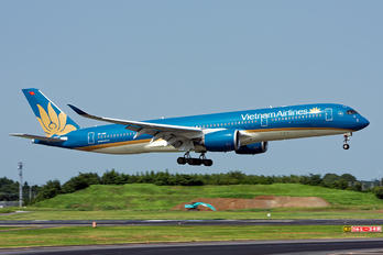 VN-A891 - Vietnam Airlines Airbus A350-900
