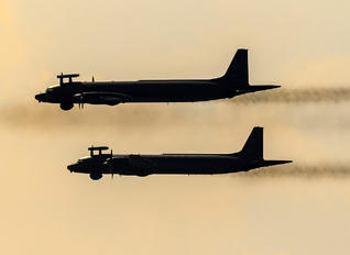 RF-75322 - Russia - Navy Ilyushin Il-38