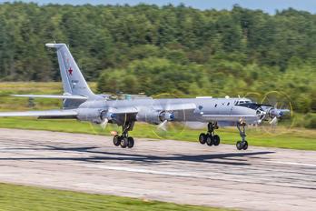 RF-34097 - Russia - Navy Tupolev Tu-142MZ