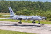 RF-34097 - Russia - Navy Tupolev Tu-142MZ aircraft