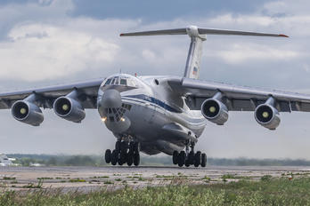 RF-76693 - Russia - Air Force Ilyushin Il-76 (all models)