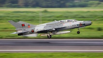 2432 - Bangladesh - Air Force Chengdu F-7BG aircraft