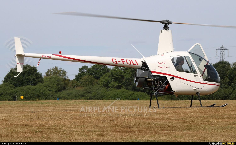 Pronair Airlines G-FOLI aircraft at Elstree