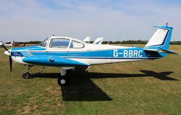 G-BBRC - Private Fuji FA-200 Aero Subaru (all models)