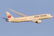 JA866J - JAL - Japan Airlines Boeing 787-9 Dreamliner aircraft