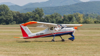 EC-ZBA - Private Tecnam P92 Echo, JS & Super