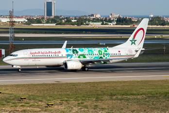 CN-RGG - Royal Air Maroc Boeing 737-800
