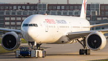 B-2020 - China Eastern Airlines Boeing 777-300ER aircraft