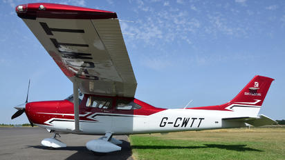 G-CWTT - Private Cessna 182T Skylane