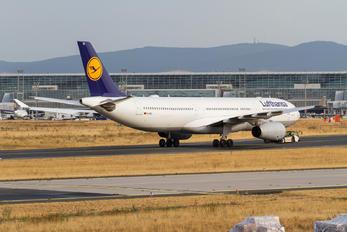 D-AIKL - Lufthansa Airbus A330-300
