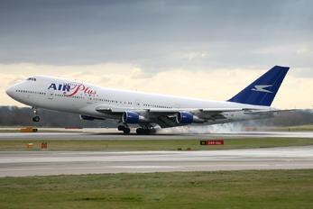 EC-IPN - Air Plus Comet Boeing 747-200