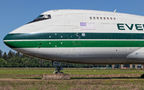 Evergreen International Boeing 747-200SF N482EV at McMinnville - Evergreen Aviation & Space Museum airport