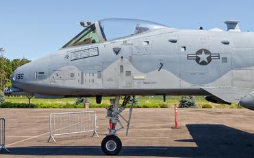 80-0186 - USA - Air Force Fairchild A-10 Thunderbolt II (all models)
