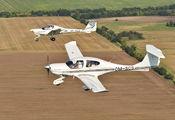 OM-SCS - Seagle Air Diamond DA 40 Diamond Star aircraft