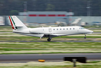 3930 - Mexico - Air Force Cessna 680 Sovereign