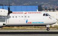 EC-KGI - Air Nostrum - Iberia Regional ATR 72 (all models) aircraft