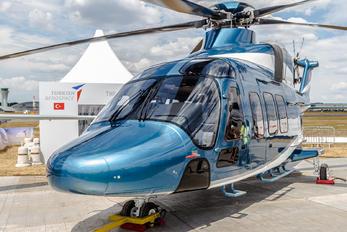 T625 - Turkish Aerospace Industries (TAI) Turkish Aerospace Industries T129 ATAK