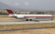 OY-RUT - Danish Air Transport McDonnell Douglas MD-82 aircraft