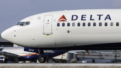 N838DN - Delta Air Lines Boeing 737-900ER
