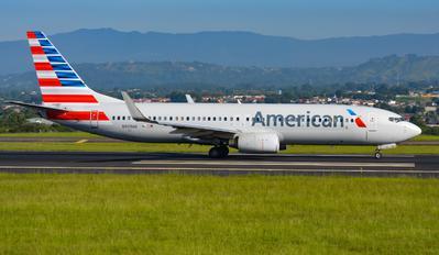 N909AN - American Airlines Boeing 737-800