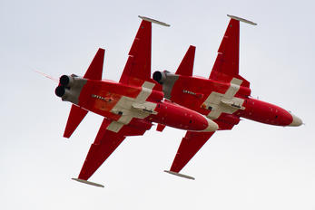 J-3081 - Switzerland - Air Force:  Patrouille de Suisse Northrop F-5E Tiger II