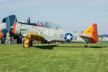 N29931 - Private North American Harvard/Texan (AT-6, 16, SNJ series)