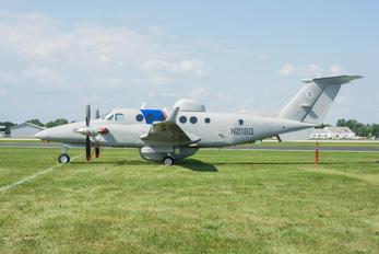 N218Q - USA - Dept. of Homeland Security Beechcraft 300 Shadow R.1