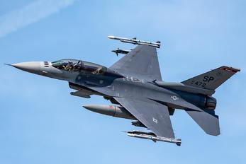 91-0472 - USA - Air Force Lockheed Martin F-16DJ Fighting Falcon
