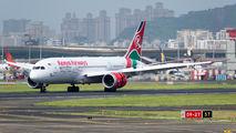 Kenya Airways 5Y-KZA image