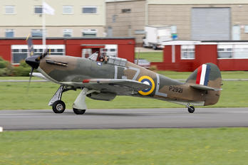 G-CHTK - Private Hawker Hurricane Mk.I (all models)