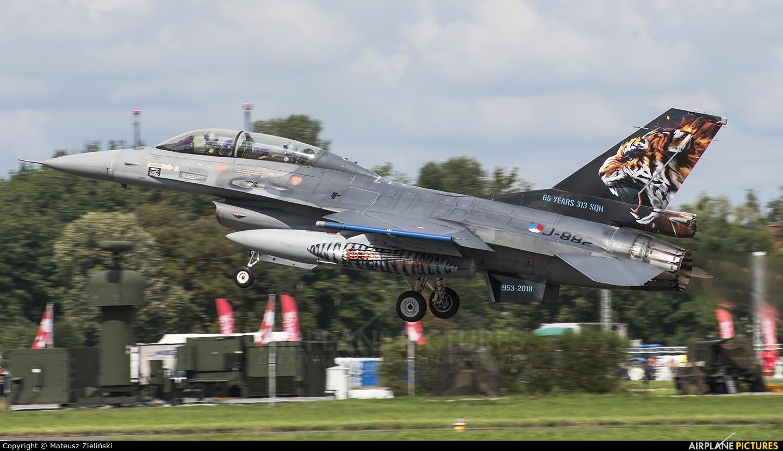 Netherlands - Air Force J-882 aircraft at Radom - Sadków