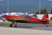 RJF-01 - Royal Jordanian Falcons Extra 300 aircraft