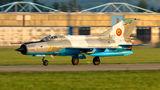 Romania - Air Force Mikoyan-Gurevich MiG-21 LanceR C 6487 at Ostrava Mošnov airport