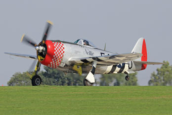 G-THUN - Private Republic P-47D Thunderbolt
