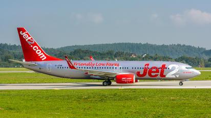 G-JZHR - Jet2 Boeing 737-800