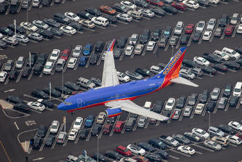 N782SA - Southwest Airlines Boeing 737-700