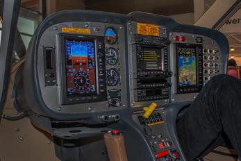 D-ELAX - Private Flight Design CTLS