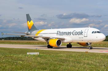 EC-MTJ - Thomas Cook Airbus A320